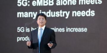 Huawei's Rotating Chairman Guo Pin