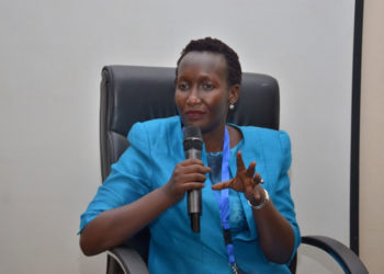 UCC Executive Director Irene Kaggwa Sewankambo