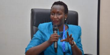 UCC Executive Director Irene Kaggwa Sewankambo