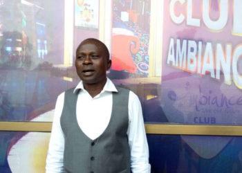 Businessman Joseph Kiyimba
