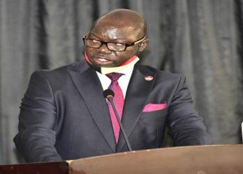Gulu Municipality MP, Lyandro Komakech