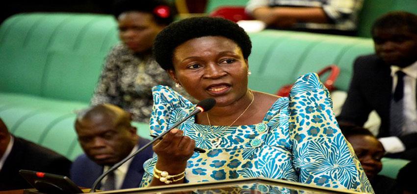 State Minister for Education Seninde