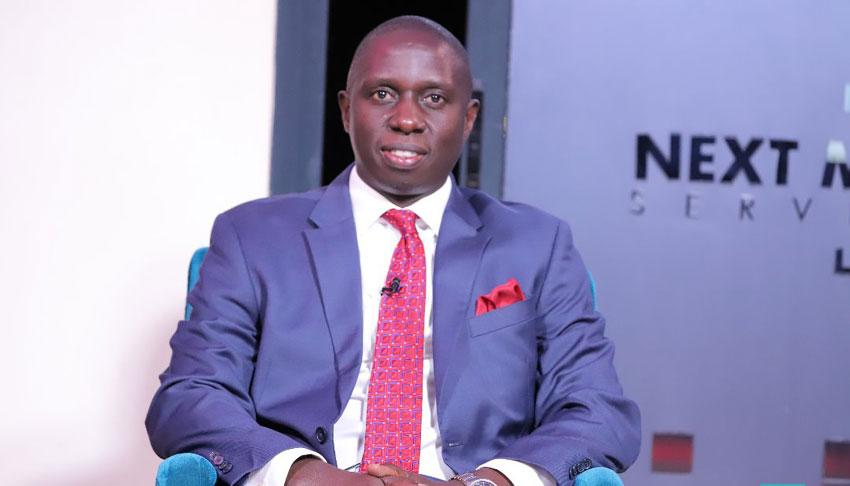 Kampala Central MP Muhammad Nsereko