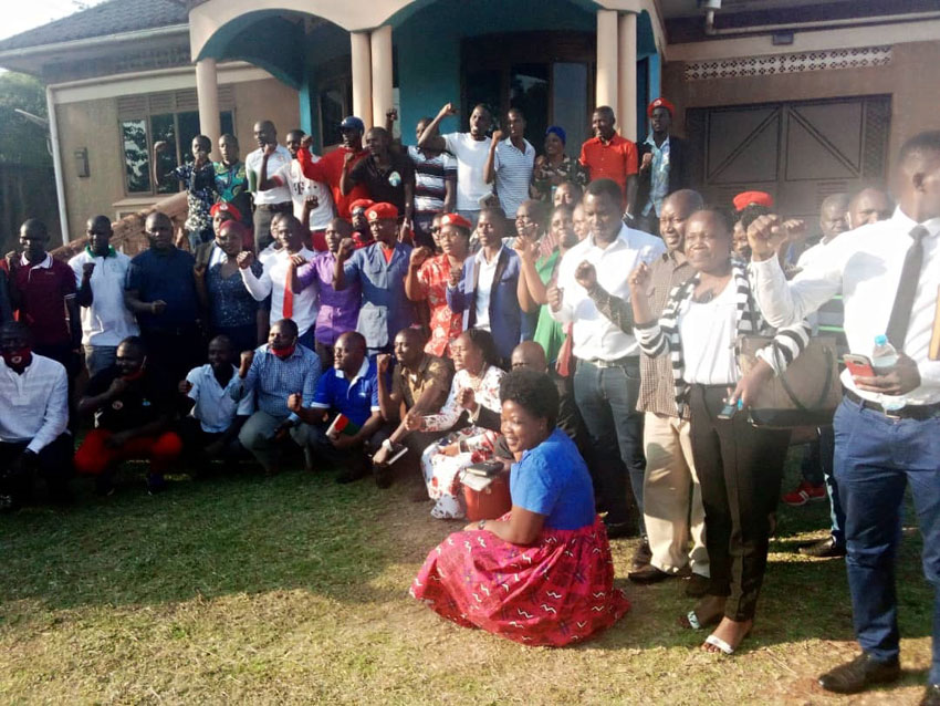 People Power candidate identification exercise kicks off in jinja ahead of 2021 general elections