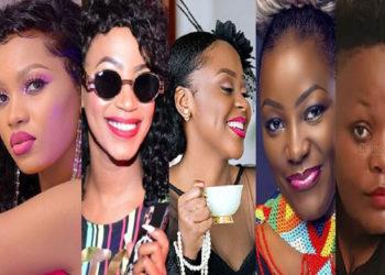 Ugandan female artistes