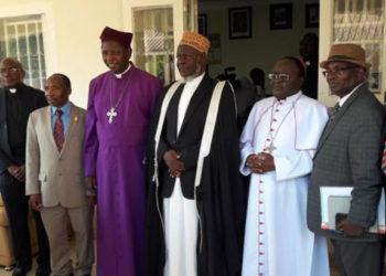 Inter Religious Council of Uganda Leaders