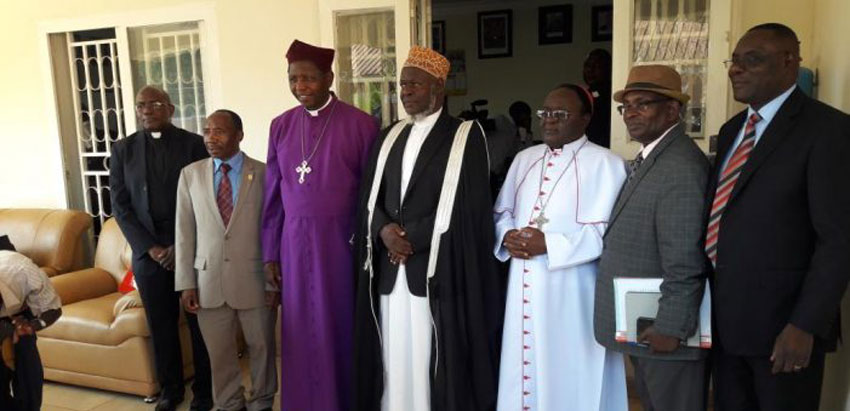 Inter Religious Council of Uganda Leaders