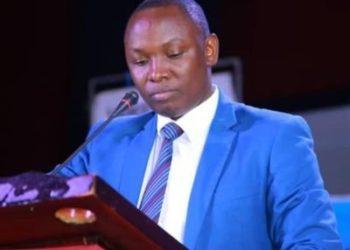 Dr. Richard Kabanda amyuka Kkamisona we by'obulamu mu Minisitule