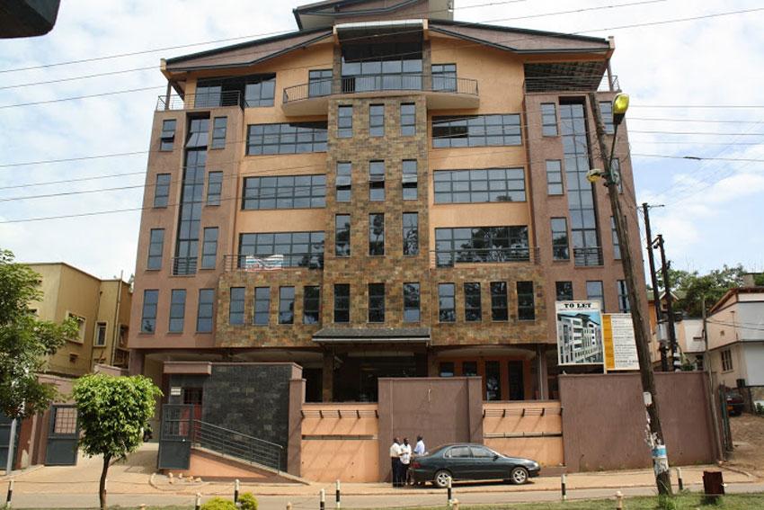 Media Plaza- Next Media's current home