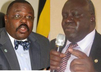 Jacob Oulanyah ne Sam Engola abakayanira ekifo ky'obumyuka wa Ssentebe wa NRM