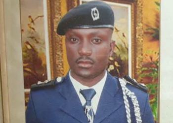 One of the deceased police officers