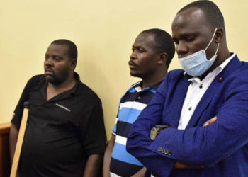 The remanded suspects