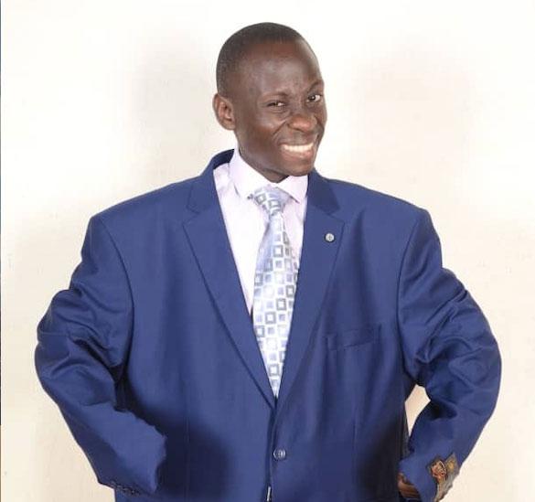 Comedian Dr T Amale