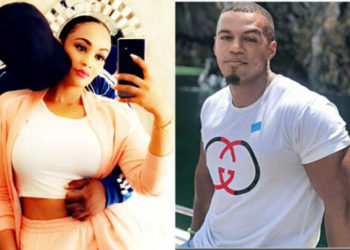 Zari Hassan and ex-lover King Bae