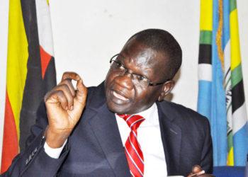 FDC president Patrick Amuriat Oboi