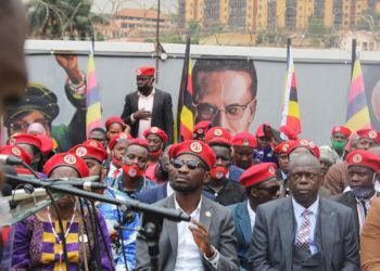 Artistes join Bobi Wine's NUP party
