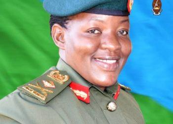 Brig Flavia Byekwaso