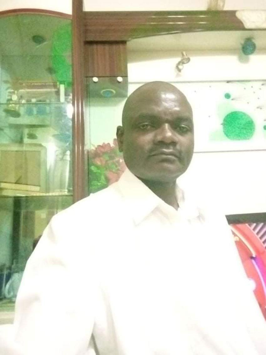 Eddy Wamushya