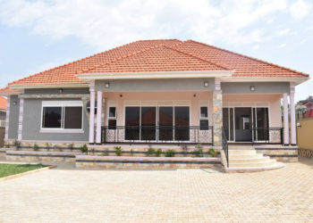 Residential house in Uganda