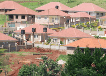 Residential houses in Uganda