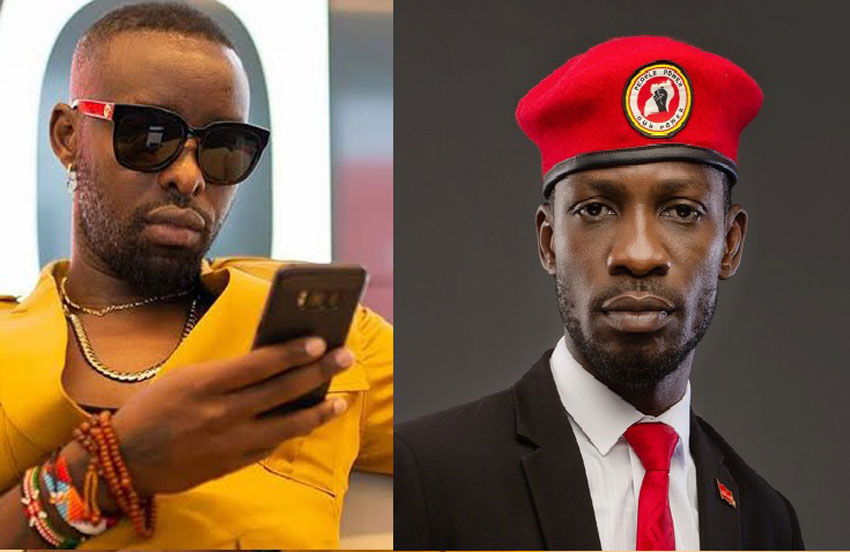 Eddy Kenzo says he apologize to absolutely no one