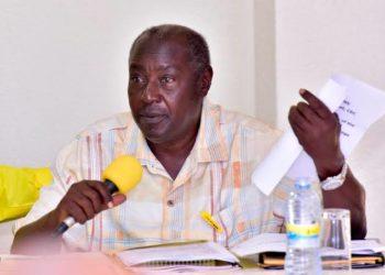 Haji Moses Kigongo amyuka Ssentebe wa NRM mu Ggwanga