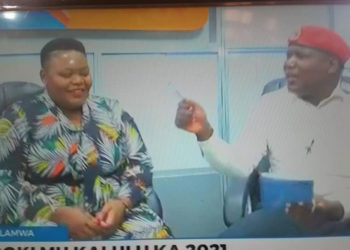 Catherine Kusasira and Bajjo on Baba TV