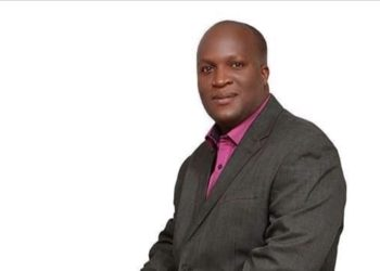 Livingstone Mukasa Founder and CEO Four One Financial Services Limited, developers of the Church pay application