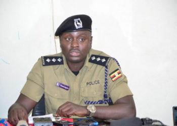 KMP Deputy Spokesperson Luke Owoyesigyire