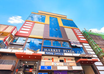 Market Plaza building