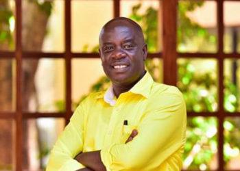 NRM Spokesperson Rogers Mulindwa