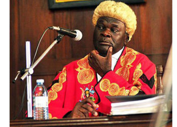 Chief Justice Alfonse Owiny Dollo