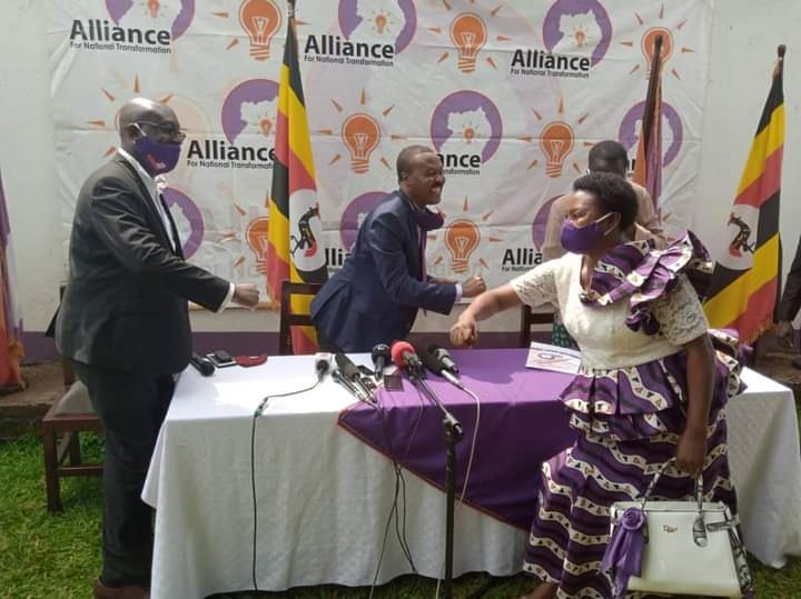 MP Winnie Kiiza joins ANT