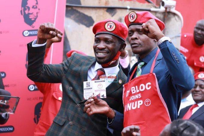 Omukulembeze wa NUP Robert Kyagulanyi Sentamu ne Yoseph Mayanja ayagala obwa Loodi Meeya bwa Kampala