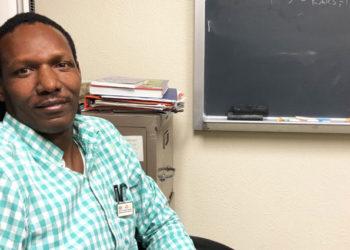Dr. Andrew Katumwehe