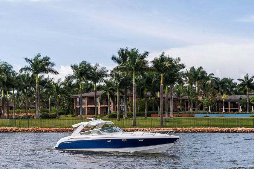 A boat cruise at Speke Resort Munyonyo