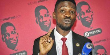 Presidential hopeful Bobi Wine