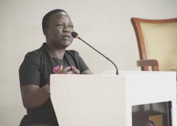 Unwanted Witness boss Dorothy Mukasa