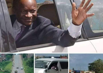 Kabaka Mutebi back in Uganda