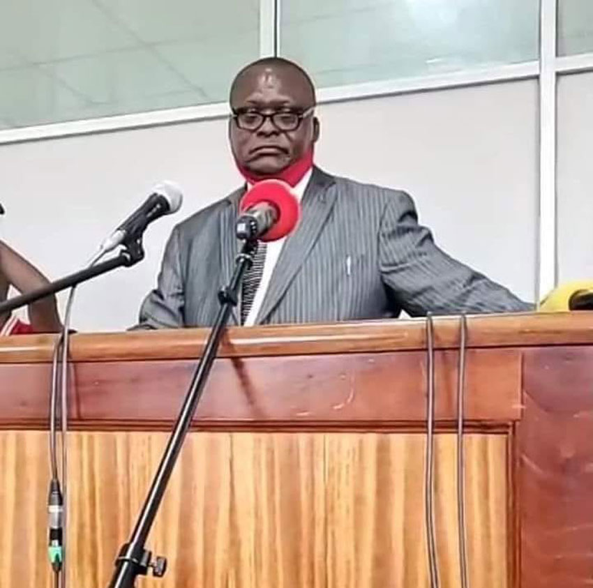 Moses Kibalama