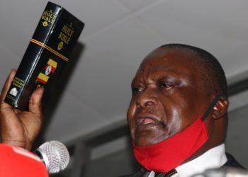 Moses Nkonge Kibalama