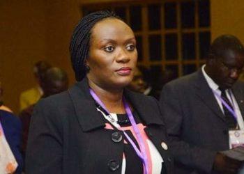 Justice Lydia Mugambe Ssali