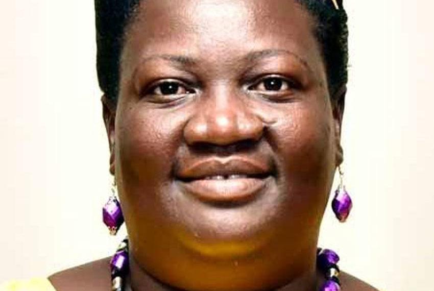 MP Faith Alupo