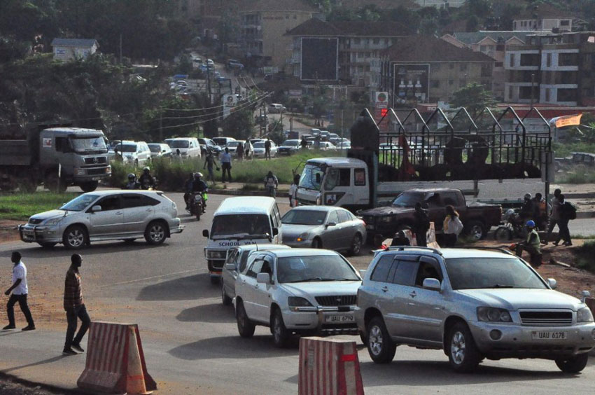 Cars in Uganda