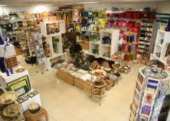 Crafts Shop in Kampala