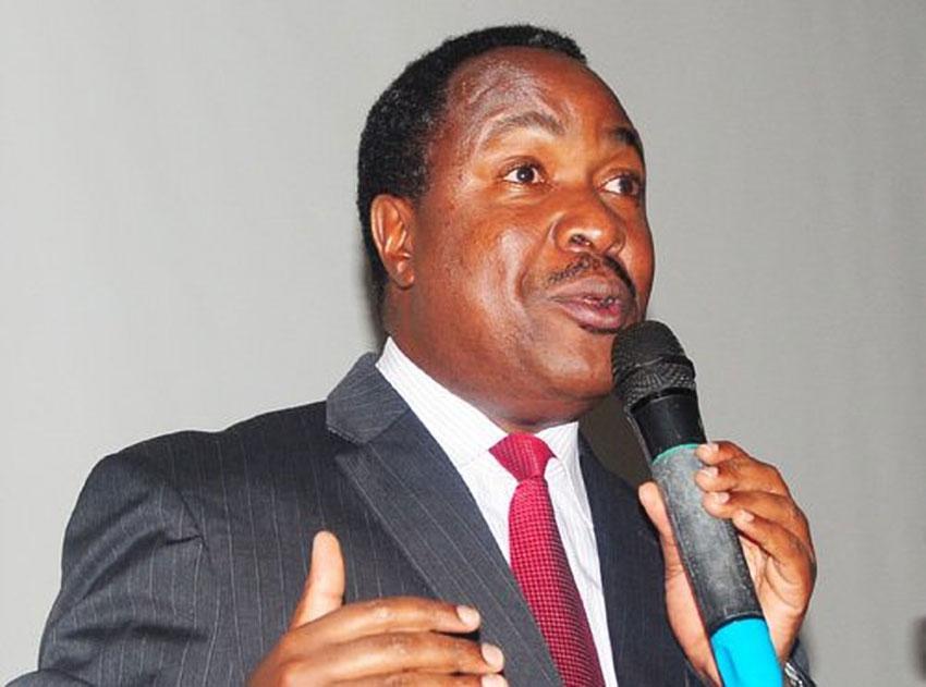 Minister Elioda Tumwesigye