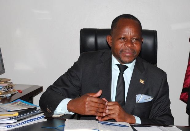 Godfrey Kayemba Afaayo Meeya we Kibuga Masaka