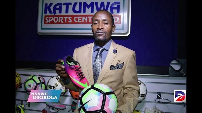 Businessman David Katumwa