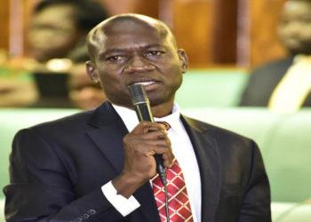 MP Henry Kibalya
