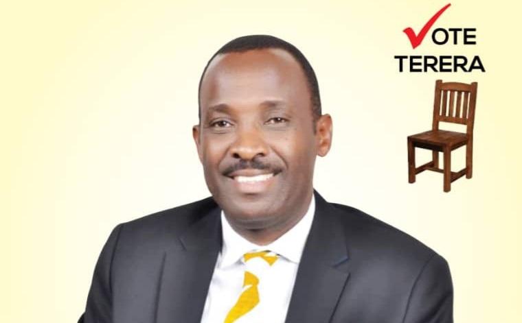 Mr Emmy Mbareebaki